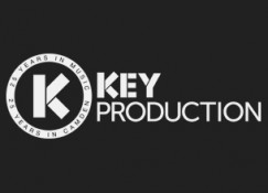 25th Key Production Logo
