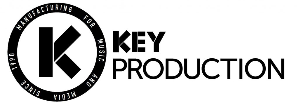 key logo circle + key prod white