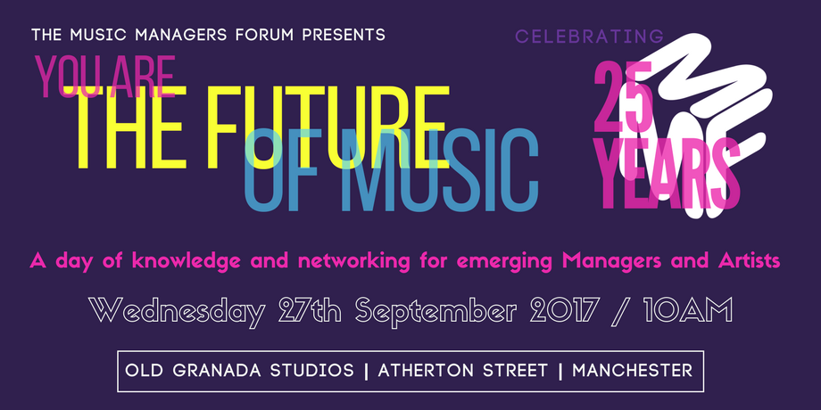 We're hosting a free networking event for budding music