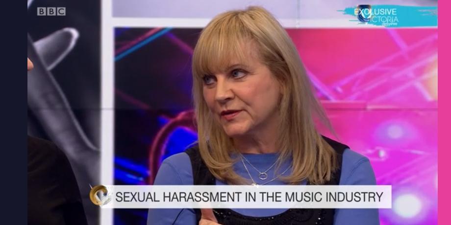 MMF Chair Diane Wagg on BBC's Victoria Derbyshire