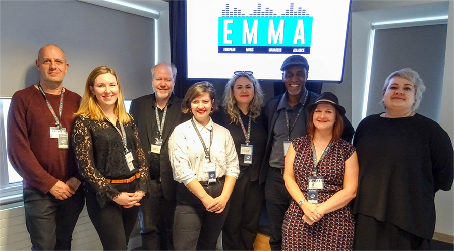 EMMA Launch Website Photo