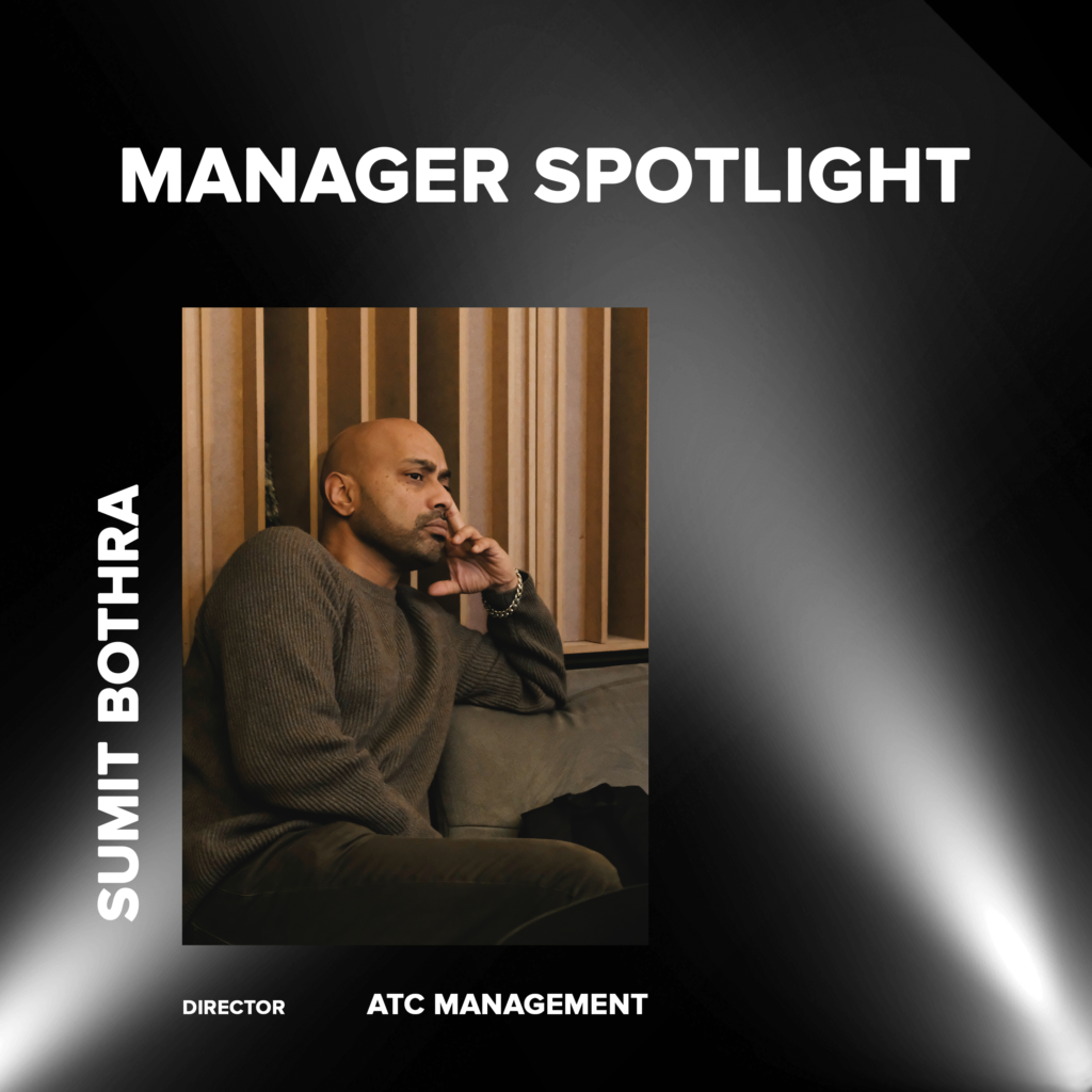 manager Spotlight Sumit