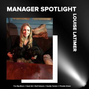 Louise Latimer Manager Spotlight