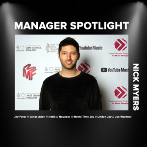 Nick Myers Manager Spotlight