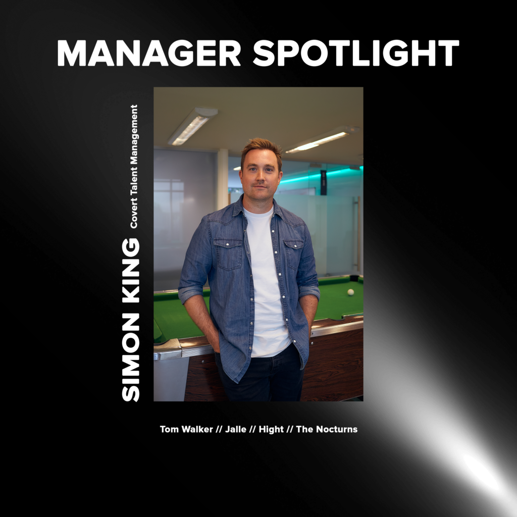 Simon King Manager Spotlight