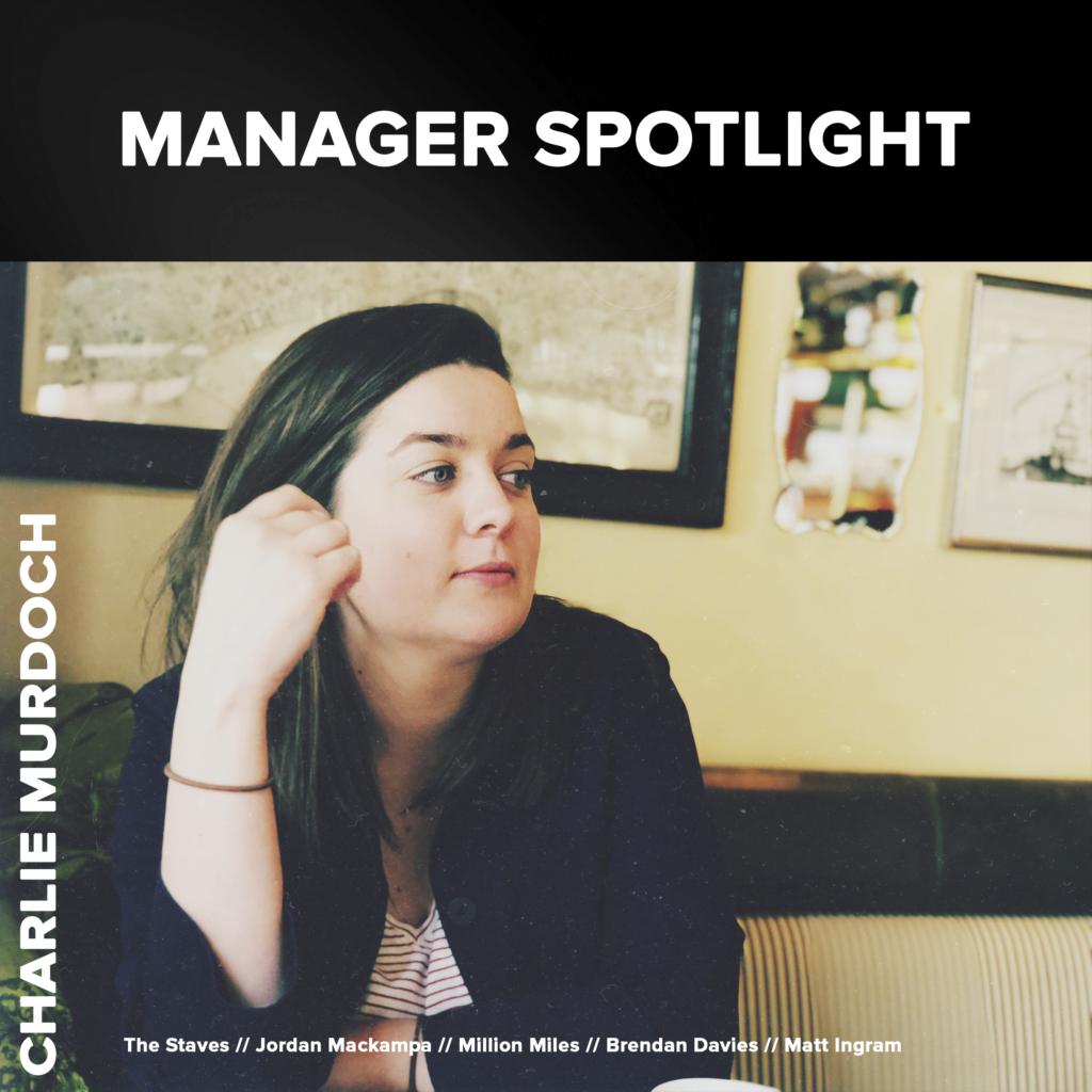Charlie Murdoch Manager Spotlight
