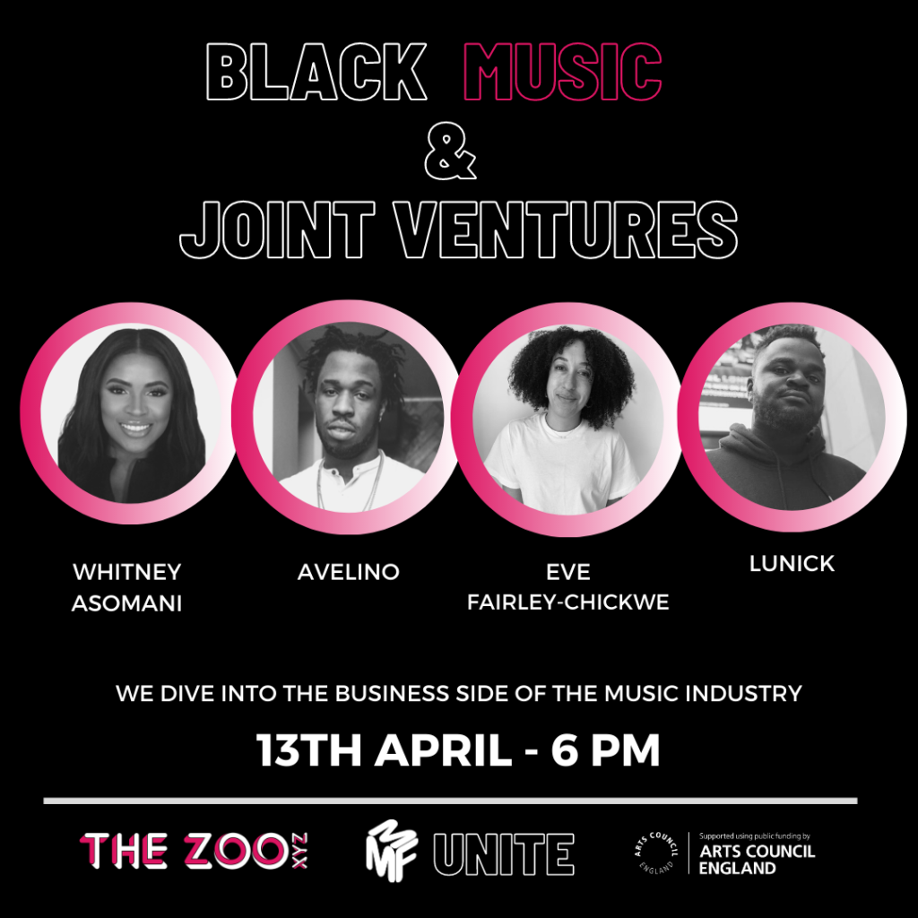 Black music & Joint ventures MMF Unite (2)