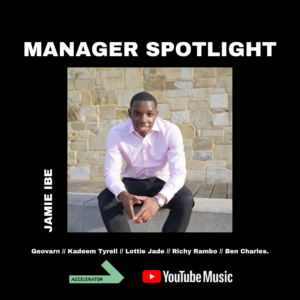 Manager Spotlight: Jamie Ibe