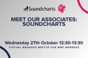 Meet Our Associates Soundcharts Event 2